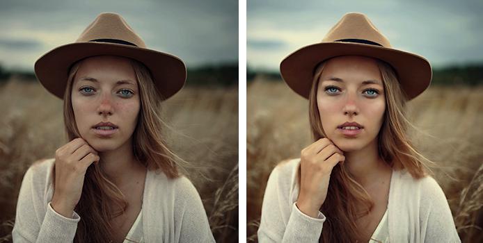 Стилизованный дизайн Девушка в шляпе пример - skazkavrame.ru