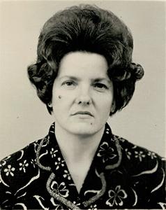 Черно-белое фото женщина пример 1