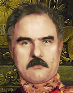 Черно-белое фото в цвете мужчина пример 1